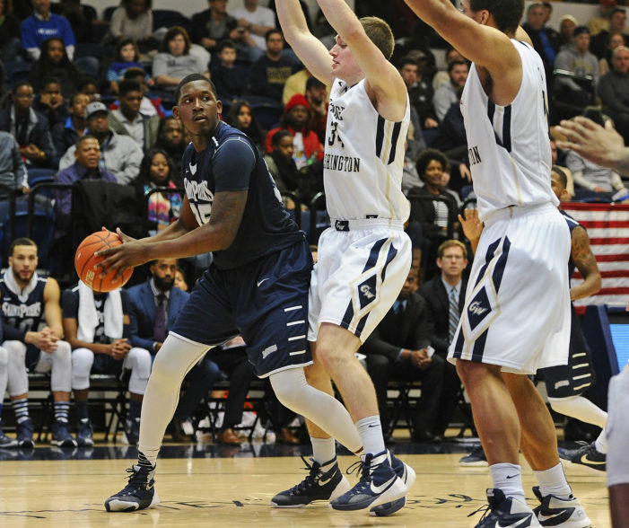 Six in double figures propel Saint Peter's