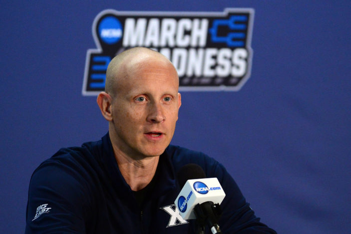 Xavier announces five-member recruiting class ranked fifth in the nation