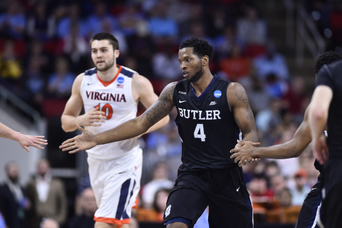 Bucknell falls at Butler, 86-60