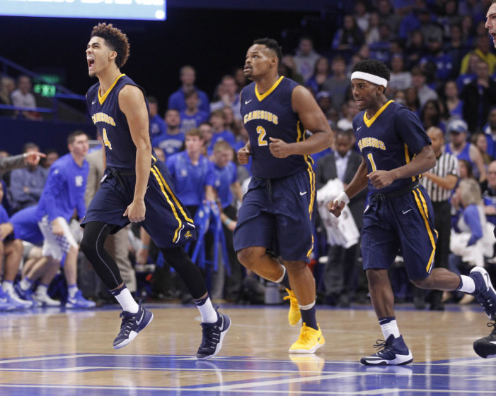 Canisius wins seventh straight