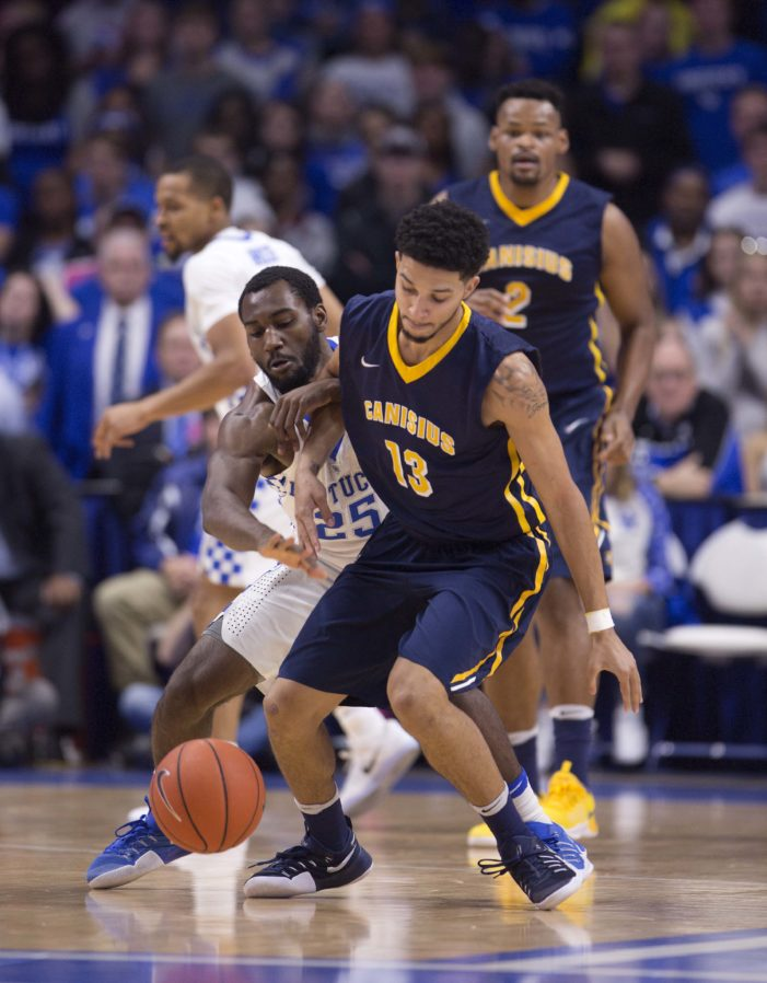 Canisius scores 85-78 victory over Iona; Gates-Chili's Much posts double-double
