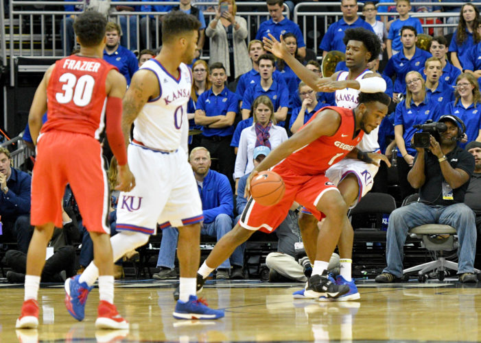 No. 3 Indiana falls to Fort Wayne in OT thriller