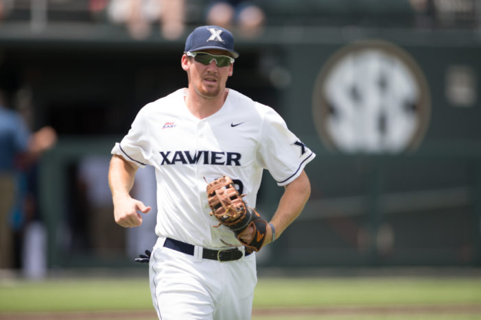Xavier Baseball picked to finish first in Big East, rakes in preseason awards