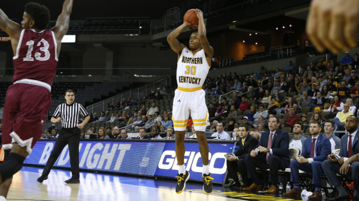 Northern Kentucky's Holland garners Horizon League Player of the Week Honors