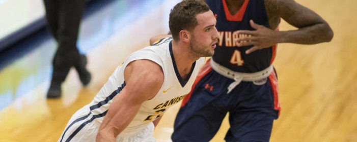 Hot shooting, late defense, lead Canisius to victory over Iona