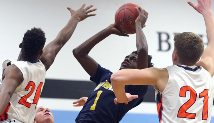 Barnes, UPrep rally to knock off Liverpool