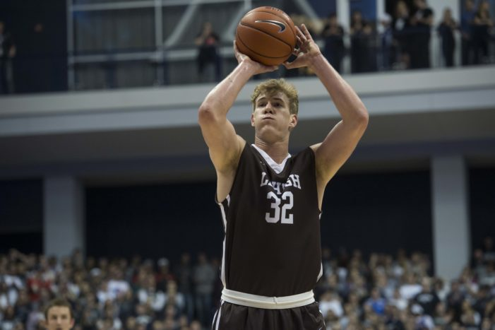 Lehigh dominates second half in 68-51 win over Holy Cross