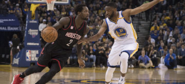 Harden posts triple-double; Rockets snap Warriors' winning streak