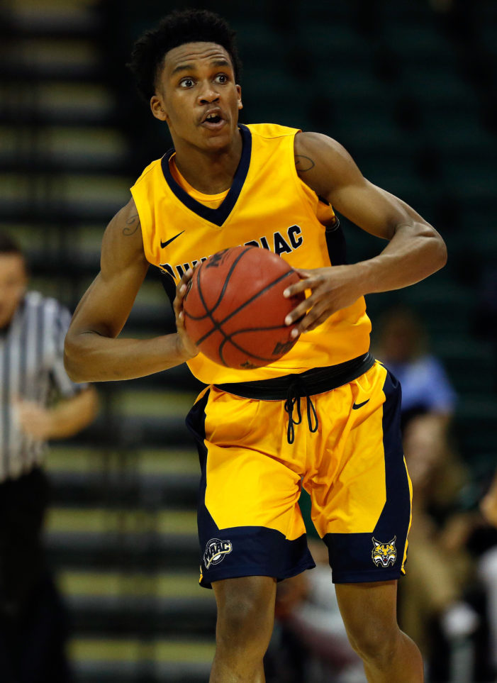 Fairfield's Tyler Nelson & Quinnipiac's Mikey Dixon take home weekly MAAC honors