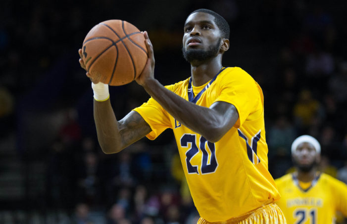 B.J. Johnson scores career-high 35 to lift La Salle to 84-80 win over Florida Gulf Coast