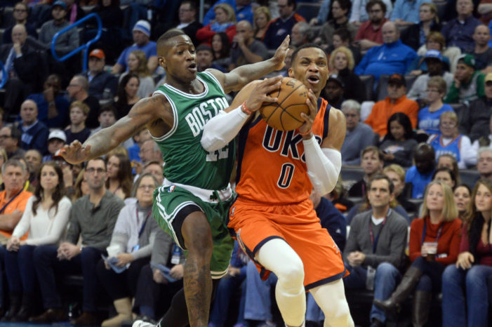 Westbrook's triple-double streak ends in OKC victory