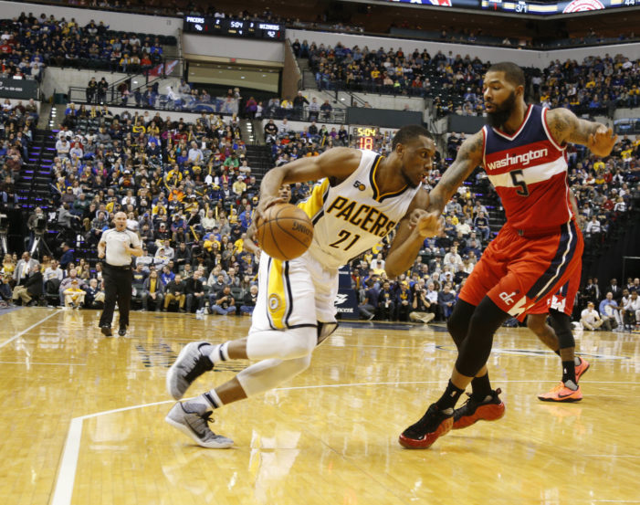 Young floats in win for Pacers