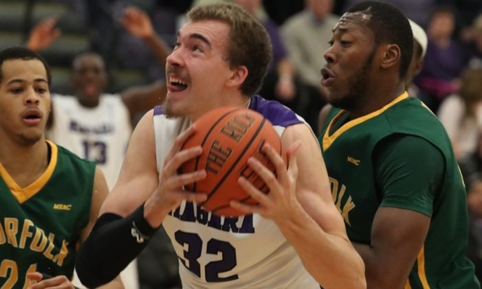 Niagara grinds out home win over Norfolk State