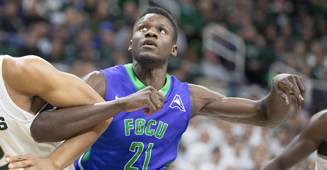 Turnovers, poor shooting hurt FGCU in loss To Georgia Southern Tuesday