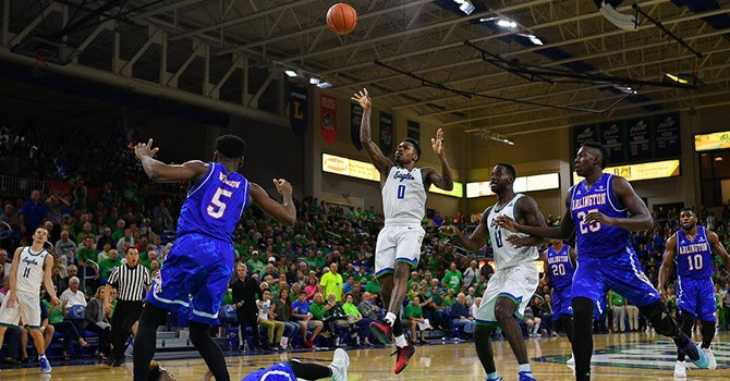 Goodwin's game-winning shot gives FGCU huge road win at Louisiana Tech