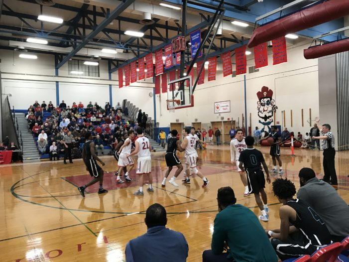 Masino and Fairport start fast, finish off Kearney