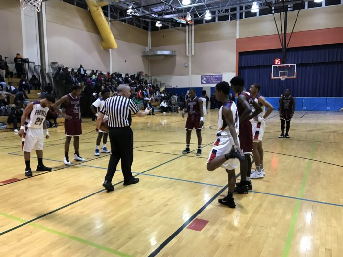 Simkin carries Edison Tech past NE Douglass