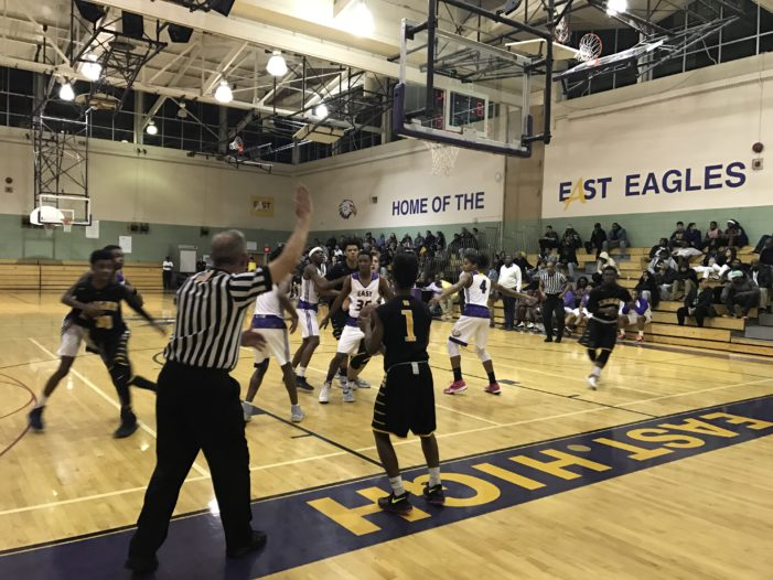Iglesia connects at buzzer; McQuaid nips East