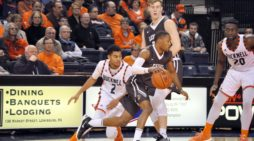 Lehigh holds off Bucknell for big 82-71 road win