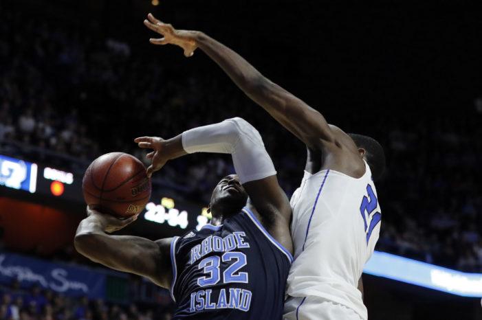 Rhode Island defeats Saint Joseph's, 88-58