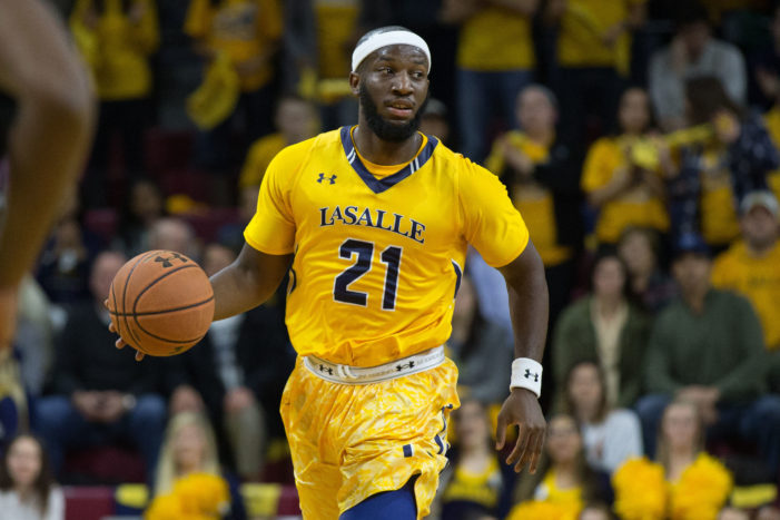 La Salle toughs out 88-81 win over Duquesne in Atlantic 10 action