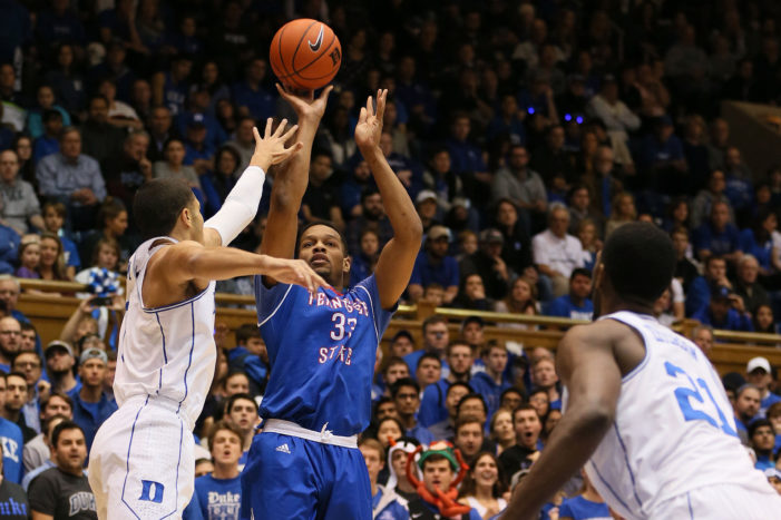 Tennessee State falls to Murray State in OVC opener, 92-83
