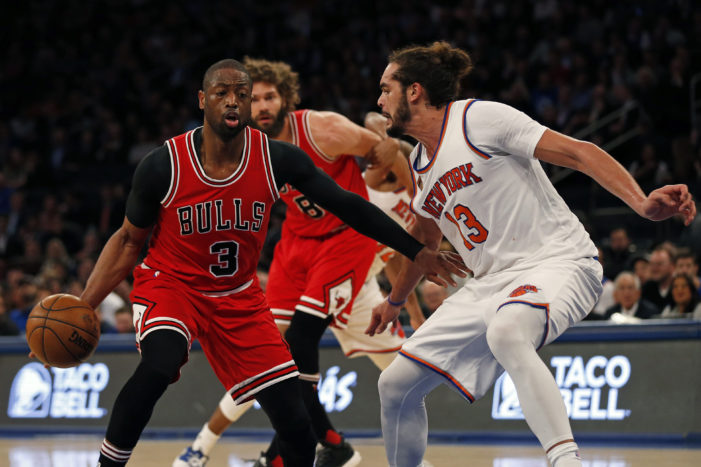 Rose, Noah carry Knicks past their former squad