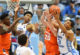 UNC's Williams wins 800th in victory over Syracuse