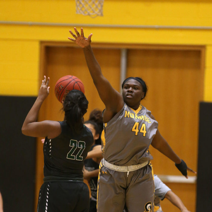 Lady Tribunes win 10th straight