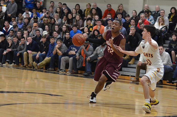 Pickett reaches 1,000-point mark; Aquinas beats Canisius