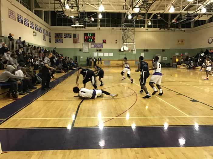 Section Five Weekend Roundup: The Sheldon Adams Slam, Hawkes, Aquinas fly, and an Edison Tech rising
