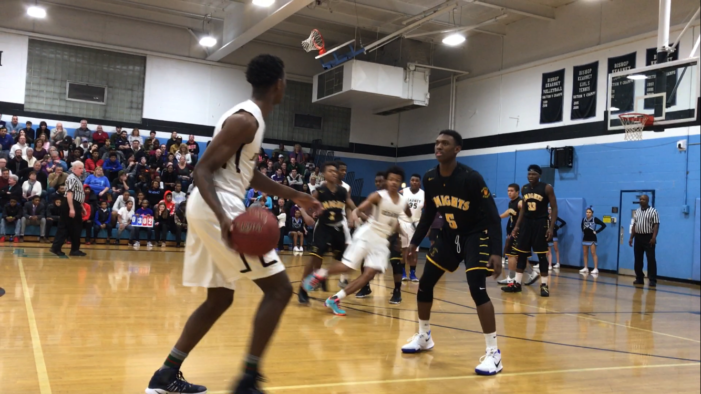 Bishop Kearney leaves no doubt, coasts past McQuaid