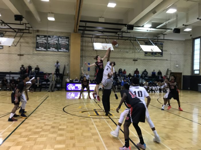 Phillips posts career day on boards; Wilson-Magnet topples top-seeded Leadership