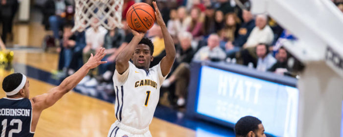Canisius falls to Brown in season opener