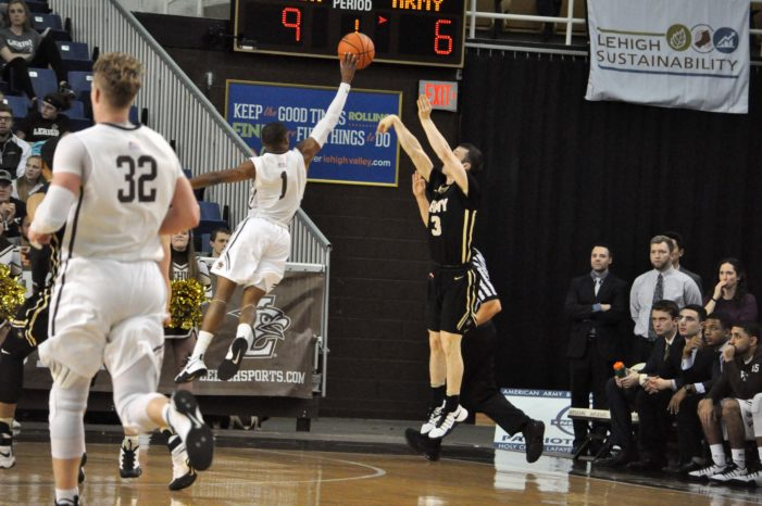 Lehigh storms past Army West Point on Senior Night, 83-69