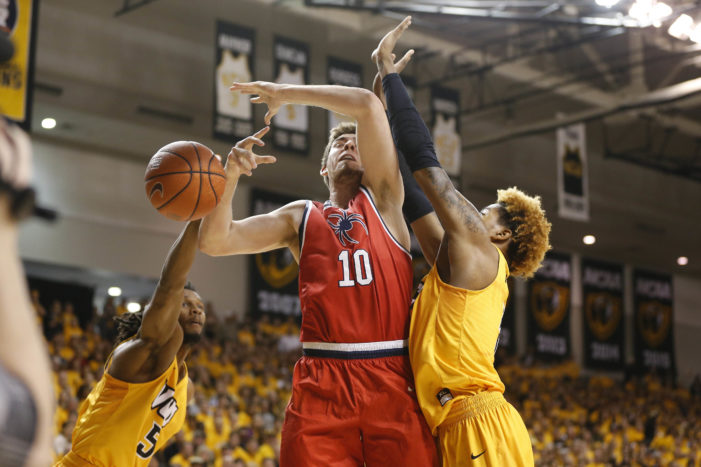 VCU at Richmond tips off the Atlantic 10 weekend