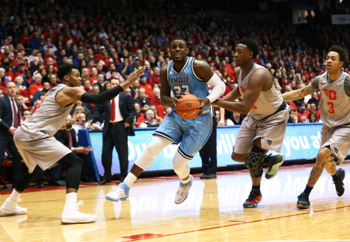 Dayton at Rhode Island tips off the Atlantic 10 weekend action