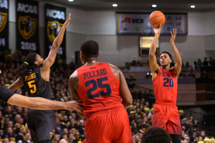 UD's Williams making good on opportunity