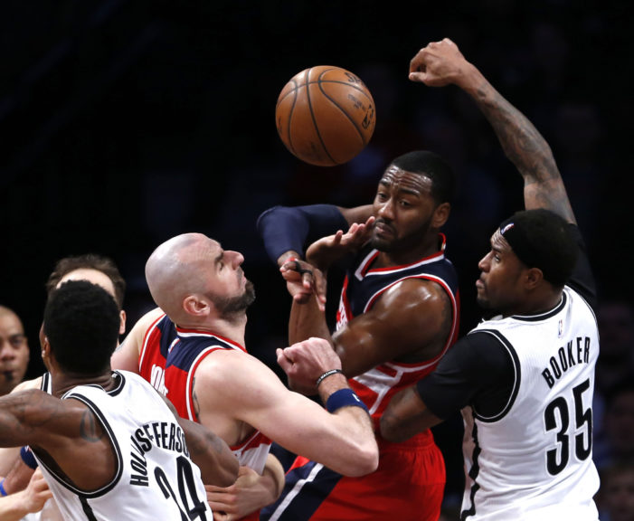 NBA Roundup: Heat streak, Wizards like smooth butter and Korver surpasses Kidd