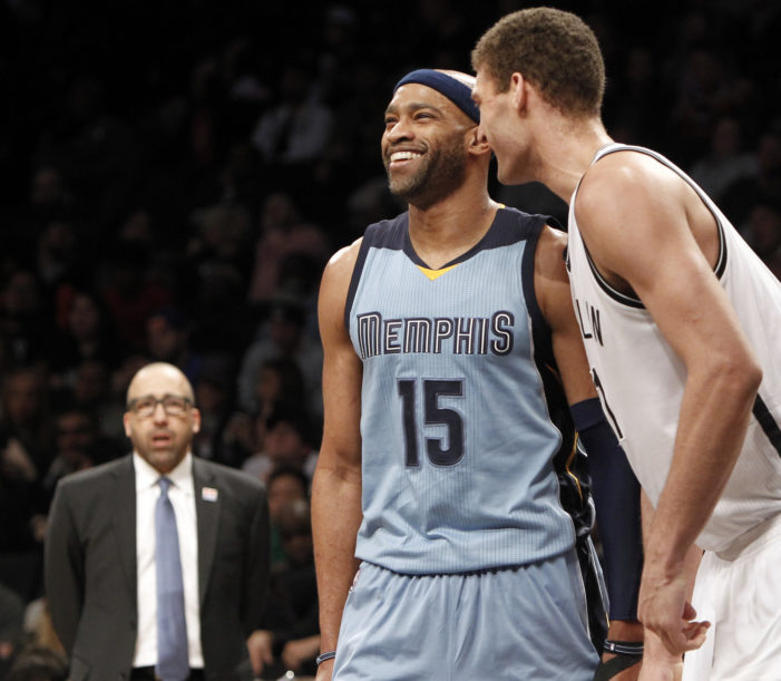 NBA Roundup: Carter triumphant in return, Nuggets tie NBA 3-point record, Williams passes Bogues