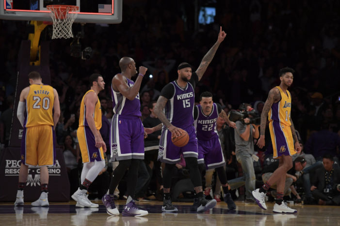 Cousins seals win at the line