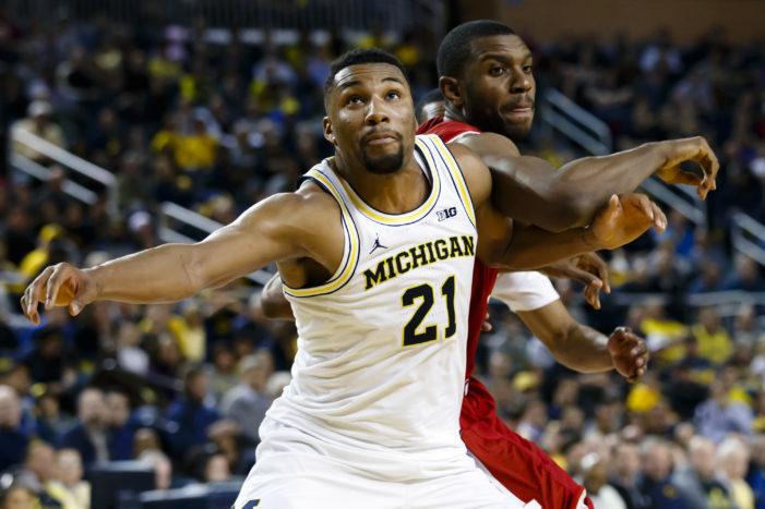 Michigan wins battle over No. 11 Wisconsin