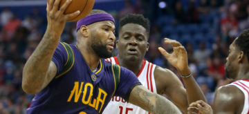 NBA Roundup: Cousins makes his debut in NOLA. Lillard rallies, and Cavs roll behind LeBron's triple double