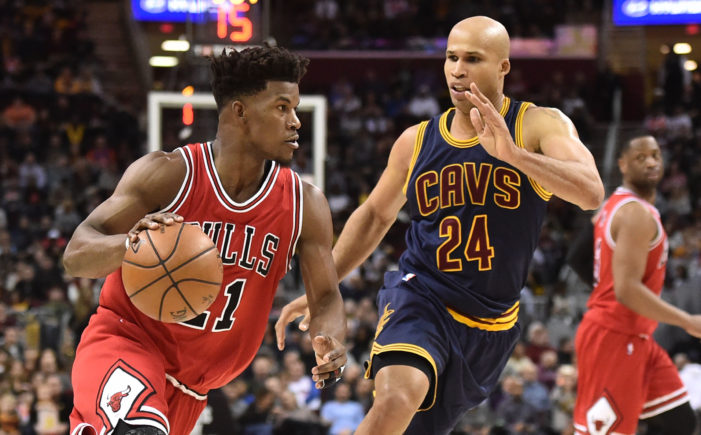 NBA Roundup: Bulls take advantage of LeBron's absence. Rockets record shootout win, and Dubs makes history