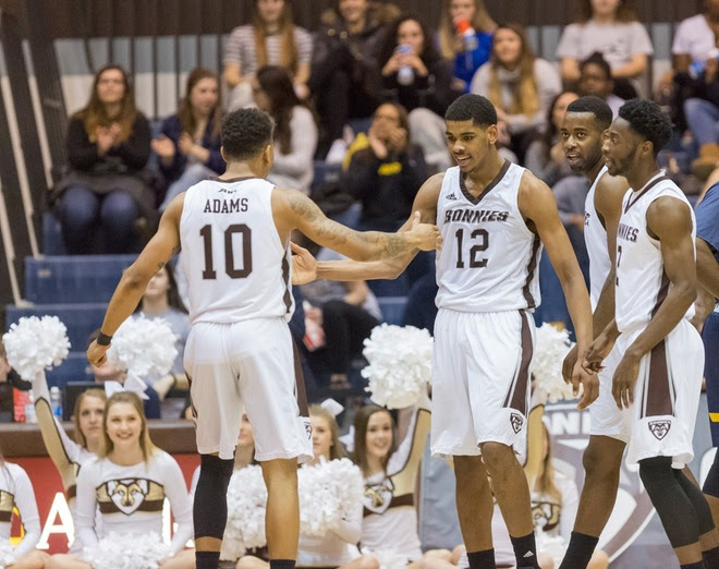 Gregg's career night leads St. Bonaventure over La Salle, 83-65