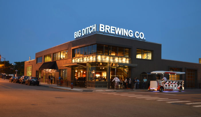 Calling NCAA Tournament Fans Heading to Buffalo: Big Ditch Brewing Company