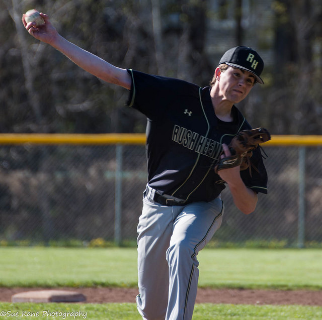 Barber clips Hilton. Cooper and Canandaigua walk off, and the Rangers get one