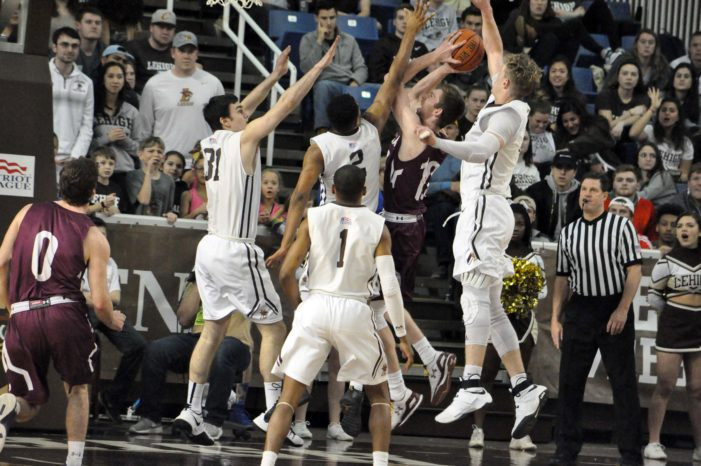 Lehigh pulls out hard-fought 77-72 win over Colgate in PL Quarterfinals