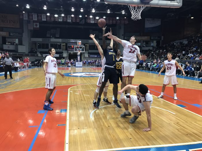 Fairport outlasts UPrep for Class AA title