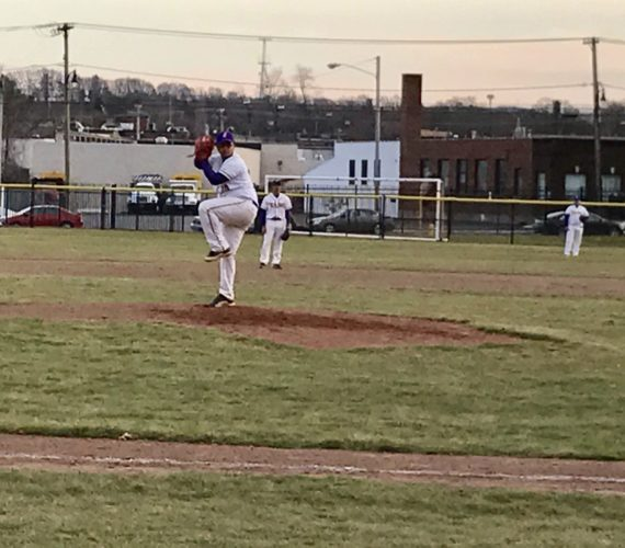 Alicea hurls no-hitter; East opens RCAC play with win